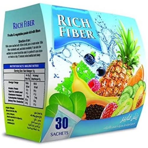 Rich fiber 30 sachet