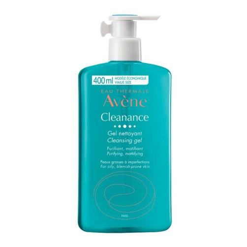 AVENE CLEANANCE GEL SOAPLESS 400 ML