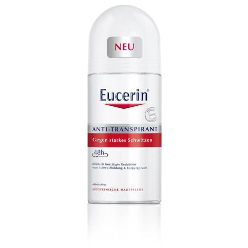 EUCERIN 48HRS A/TPNT ROLL ON 50ML