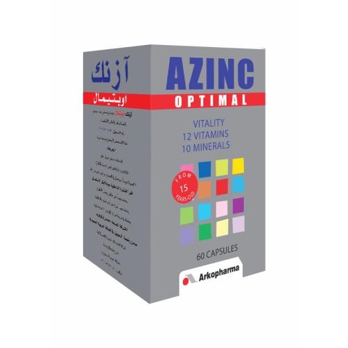 AZINC OPTIMAL CAPS ARKO