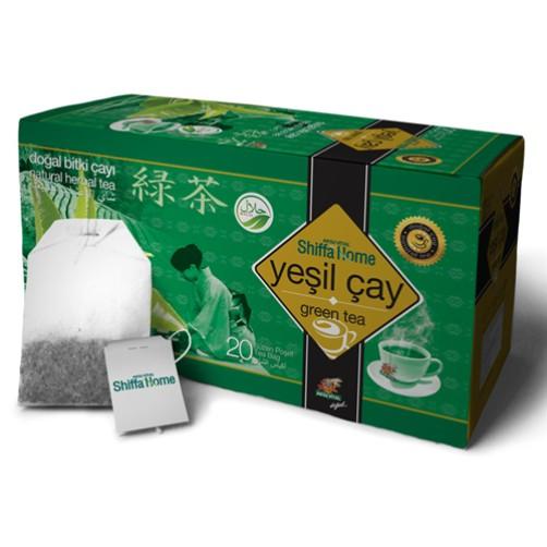 AKSU VITAL GREEN TEA20SACH