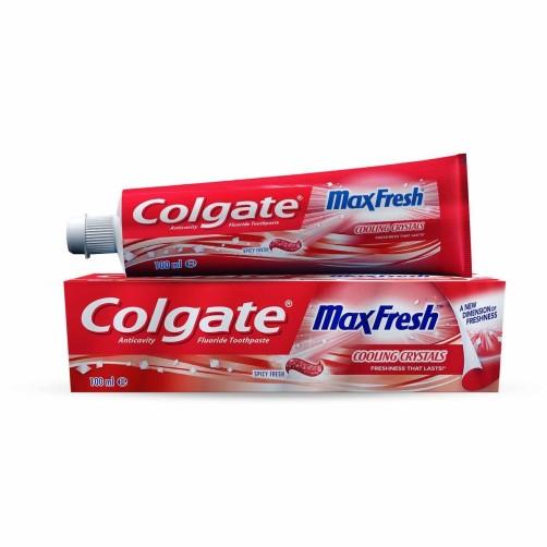 COLGATE MAX FRESH SPICY TOOTHPASTE 100ML