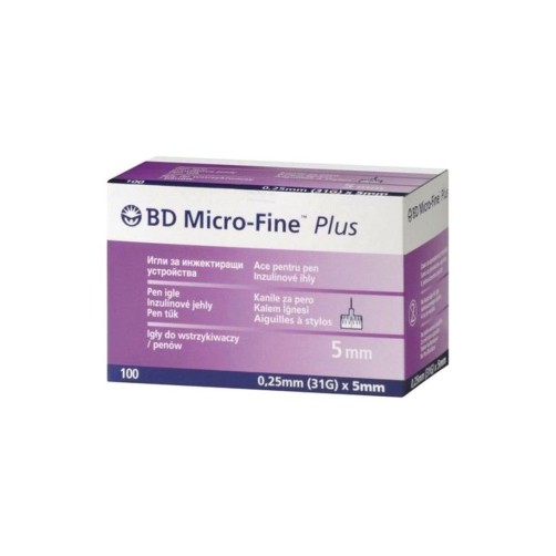 BD MICROFINE SYRINGE 1 ML 31G
