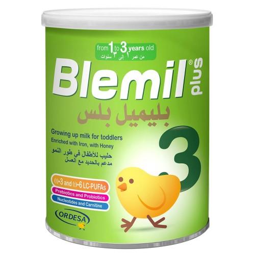BLEMIL PLUS NO 3 400 GM