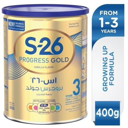 PROGRESS 3 GOLD 400 GRM