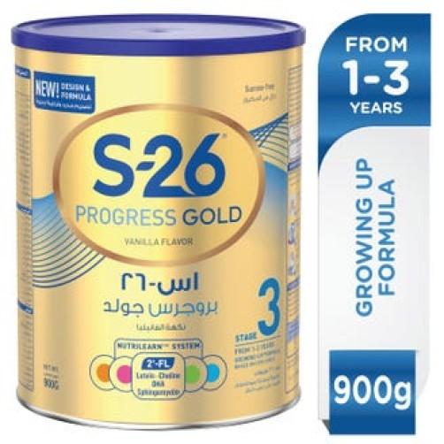 PROGRESS 3 GOLD 900 GRM