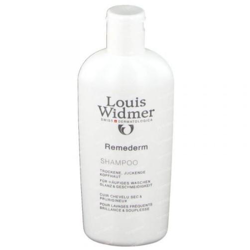 LOUIS WIDMER REMEDERM SHAMPOO-150ML