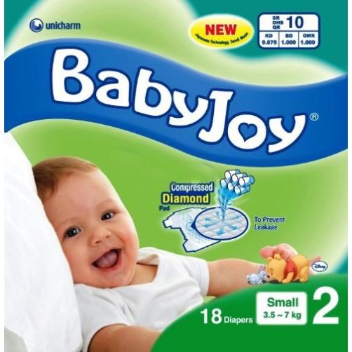BABY JOY 2 SMALL 18