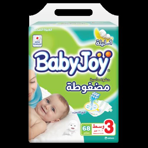 BABY JOY 3 GIANT MEDIUM 68