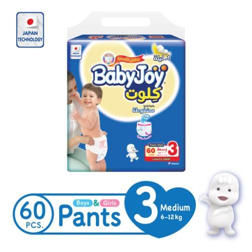 BABY JOY 3 GIRL-BOY CULLOTE 60