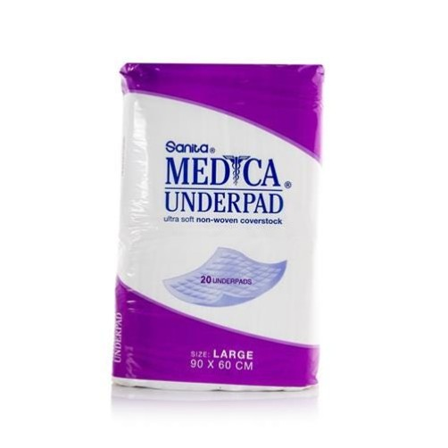 CLINICA UNDER PAD LARGE 20