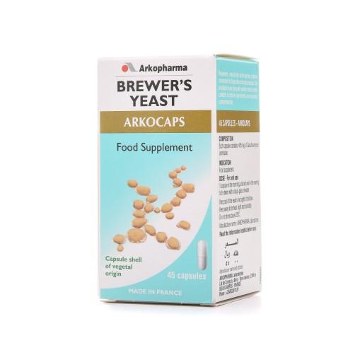 arkopharma brewer's yeast 45 cap